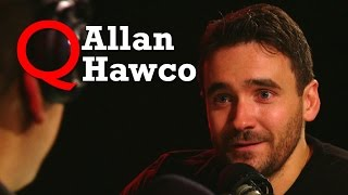 Download Lagu Allan Hawco says goodbye to Jake Doyle Mp3