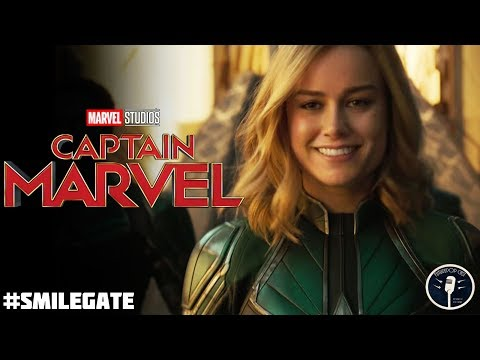 Say Brie! Captain Marvel And #smilegate