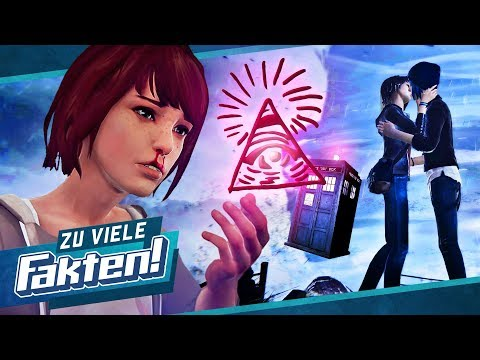 Video Life is Strange Facts: Illuminati, Schrödingers Kate und Doctor Who download in MP3, 3GP, MP4, WEBM, AVI, FLV January 2017