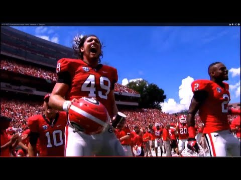 SEC - 2 Alabama Crimson Tide vs #3 Georgia Bulldogs...Are you ready?