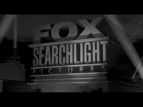 Fox Searchlight Pictures Logo Black & White With 1994 Fanfare