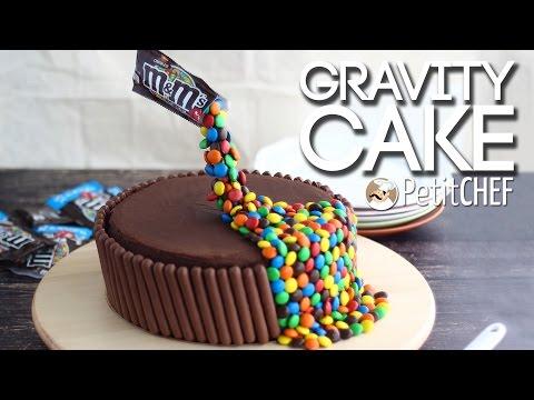gravity cake - ricetta