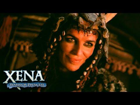 A VERY Dangerous Shamaness   Xena: Warrior Princess