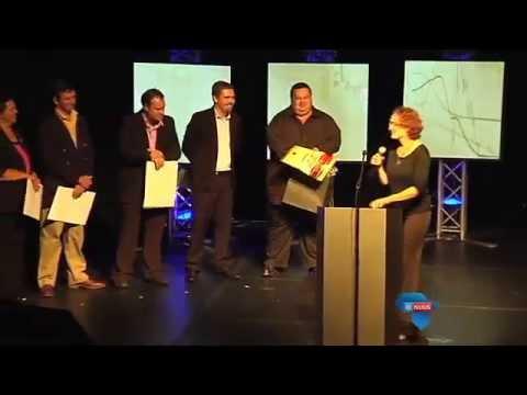 Kompetisie spoor entrepreneurs aan / Competition inspires entrepreneurs