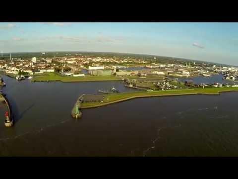 Bremerhaven Drone Video