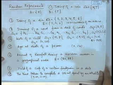 Einführung in die Wahrscheinlichkeitstheorie
