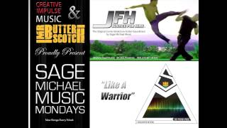Sage Michael Music - Like A Warrior (JFH: Justice For Hire - Comic Book Season 1 Soundtrack) music video