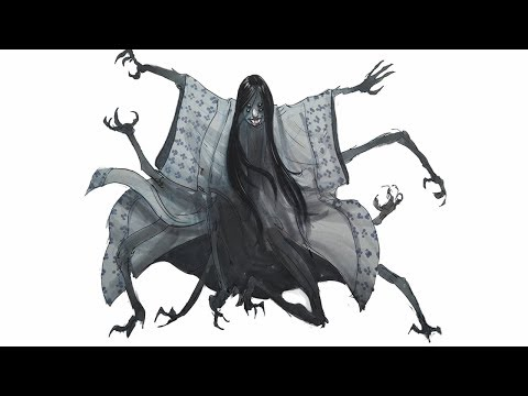 5 Mysterious Creatures From Japanese Folklore!