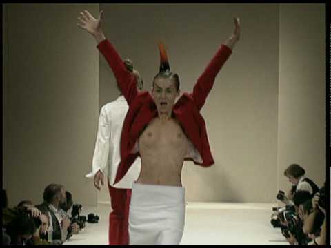 Collection: Alexander McQueen
