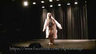 Baluchi Leva/Pop dance by Apsara