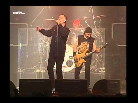 Almafuerte video La máquina de picar carne - Metal Rock Festival 2008