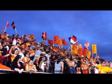 Video - Houston Dynamo 04/10/2011 - The North End - Houston Dynamo - Estados Unidos