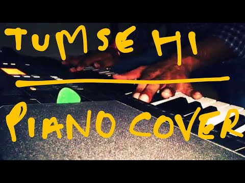 Tumse Hi | JAb we met | Piano Cover