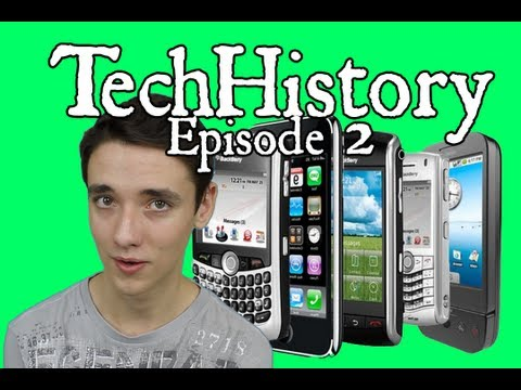 Tech History Ep 2: The History Of Cellphones