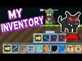 WHAT'S IN A @MOD's INVENTORY?!? | Growtopia