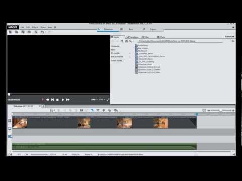 MAGIX PhotoStory on DVD 2013 Deluxe Review & Demo