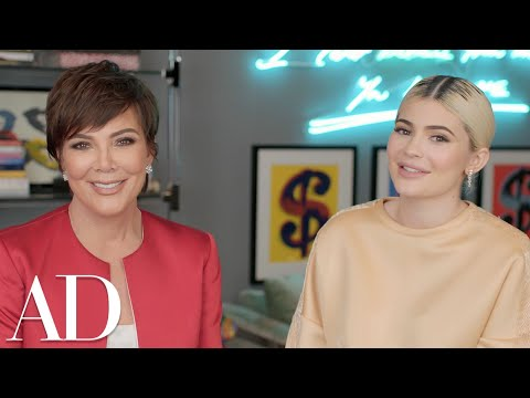 Kylie Jenner Talks About Her New Home with Kris | Architectural Digest