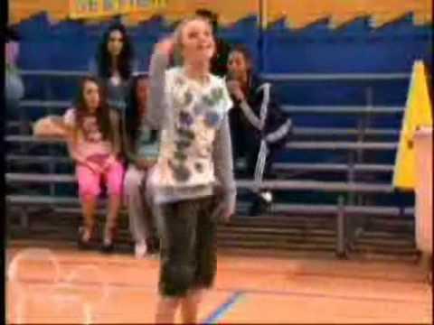 Hannah Montana Lost Episode #5 - Cheerleaders