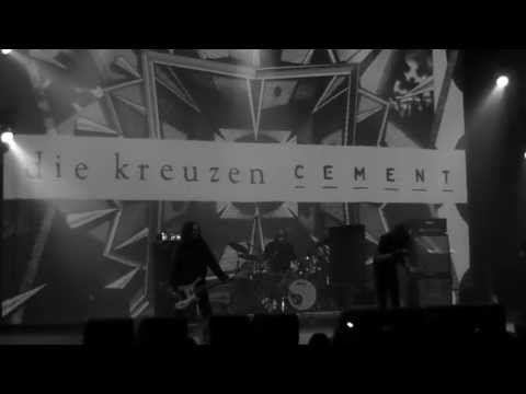 Guests of honour Die Kreuzen performing two shows @Roadburnfest [video] #roadburn