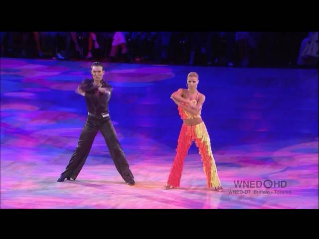 HIphip Chinchin Samba Max Kozhevnikov and Yulia Zagoruychenko 2008