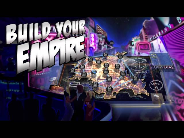 Underworld Empire v1 Trailer