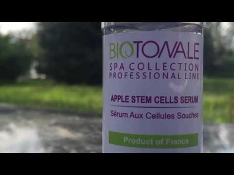 Омолаживающая сыворотка с экстрактом стволовых клеток Швейцарского яблока