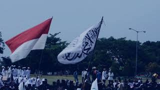 Bupati Hadir dalam Aksi Solidaritas dan Dukungan terhadap Muslim Rohingya di Alun-alun Pandeglang