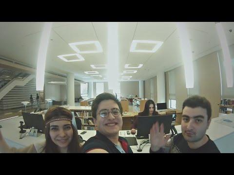 On/Off ADA University (видео)