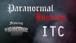 Learn the History of ITC featuring Paranormal Kativity.I've been thinking of starting a series of videos looking at histories, theories and urban legends for a little while to add a little more academic research to the channel. After speaking with Kat about a potential collaboration the timing seemed perfect. Kat is extremely knowledgeable in the paranormal and her enthusiasm for the subject is second to none so who better to kick off the series.Spiricom - http://www.angelsghosts.com/spiricomSubscribe to Paranormal Kativity here: https://www.youtube.com/channel/UCu1ZPuVMKPz5jGKBqHrfW9wYou can stalk Kat here:Instagram: https://instagram.com/ParanormalKativity Paranormal Kativity Facebook: https://facebook.com/ParanormalKativity/Twitter: https://twitter.com/ParanormKatSnapchat @K4TH7D4V1s★ My social media links ★Facebook ► https://www.facebook.com/thehauntingofmichaelmageeTwitter ► https://twitter.com/michaeldmageeInstagram ► https://www.instagram.com/michaeldmagee/♛ Support the Channel ♛Patreon ► https://www.patreon.com/michaeldmageeOfficial Merchandise ► https://shop.spreadshirt.com/michaeldmageeMy Gear☠ Paranormal Equipment ☠ EVP Recorder ► http://amzn.to/2qLM6UWP-SB7 Spirit Box ► http://amzn.to/2qNwQWNLED Speaker ► http://amzn.to/2pLWAF8K2 Meter ► http://amzn.to/2qCqJrQKinect ► http://amzn.to/2qCJc7AThermal Camera ► http://amzn.to/2pkqn5a☢ Filming Equipment ☢Canon 80D ► http://amzn.to/2pkeHj224mm 1.4 Lens ► http://amzn.to/2qNuwz9Canon XA10 ► http://amzn.to/2qNNXYACanon XF100 ► http://amzn.to/2qCFvihRode Videomic ► http://amzn.to/2p6OE2vZoom H4n Audio Recorder ► http://amzn.to/2qCJJqe