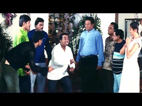 Oka Radha Iddaru Krishnula Pelli Movie || Brahmanandam Hilarious Comedy Scene