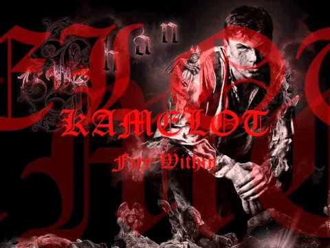 Tekst piosenki Kamelot - Fire Within po polsku