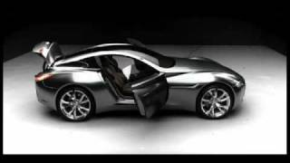 Officially New Infiniti Essence Concept 2009