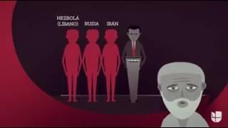 Vídeo tomado del Facebook Oficial de Univision