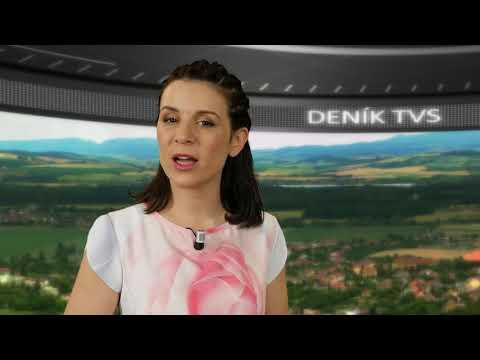 TVS: Deník TVS  23. 3. 2018
