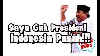 Video Prabowo Mulai Frustasi Kalah Muluh, Indonesia atau Gerindra yang Punah MP3, 3GP, MP4, WEBM, AVI, FLV Januari 2019
