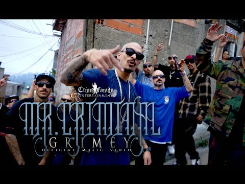 Mr. Criminal - Grimey (OFFICIAL MUSIC VIDEO)