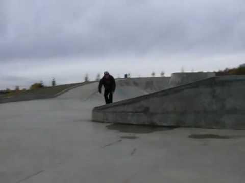 Wasilla skate park