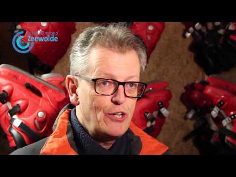 Afsluiting Zeewolde Winterworld -  Interview