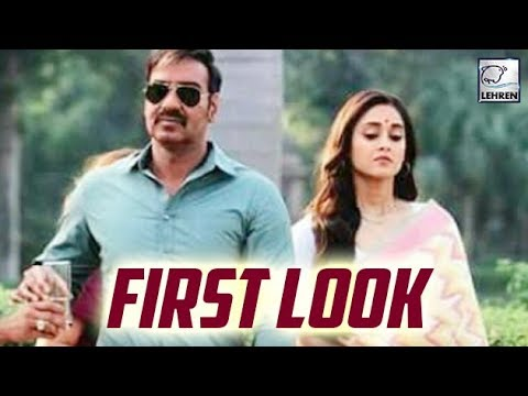 Ajay Devgan's Raid FIRST LOOK Out | Illeana D'Cruz