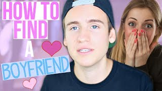 Here are some easy things you can do to help you find a boyfriend :) There's no need to rush into a relationship too fast so I hope these steps help you out! Where you can Find Me :)Instagram - http://instagram.com/joshtryhaneTwitter - http://twitter.com/JoshTryhaneSnapchat - joshtryhaneVlog Channel - https://www.youtube.com/channel/UCy8WPFE1WEsCJYcYuzZpeXgFor Business Inquiries: joshtryhane@gmail.com Copyright Free Music HERE: https://goo.gl/gTIKtpSee you on Wednesday :)