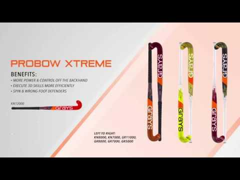 Probow Xtreme 2018 by Grays Hockey