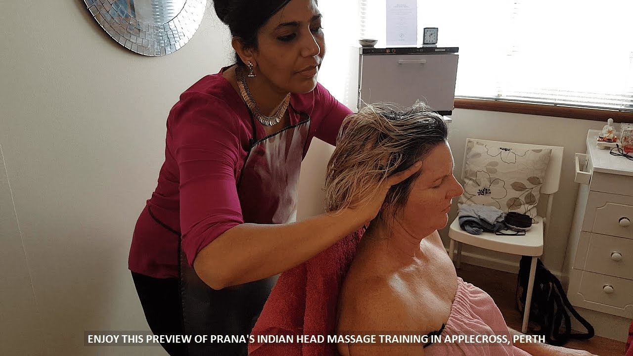 Add another string to your bow or gift someone special with Prana's Indian Head Massage Course. preview