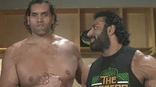 WWE Champion Jinder Mahal reflects on the return of The Great Khali and his brutal encounter with Randy Orton in their Punjabi Prison Match at WWE Battleground 2017.More ACTION on WWE NETWORK : http://wwenetwork.comSubscribe to WWE on YouTube: http://bit.ly/1i64OdTMust-See WWE videos on YouTube: https://goo.gl/QmhBofVisit WWE.com: http://goo.gl/akf0J4
