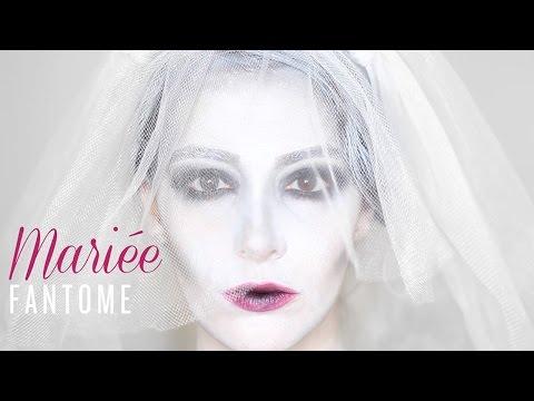 Tuto Maquillage Halloween Facile : Le Fantôme de la Mariée