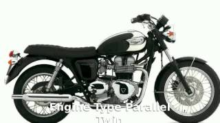 2. 2004 Triumph Bonneville T100 - Features