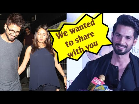 Shahid Kapoor Talks About Having Second Baby, Kara