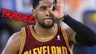 Kyrie Irving Trade NBA Fan Reaction to Cleveland Cavaliers trading Kyrie today to the... ▻SLAP that LIKE button for more NBA Reactions ▻Subscribe to join ...