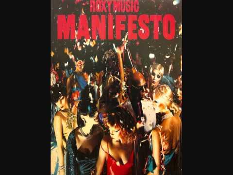 Roxy Music - Manifesto lyrics