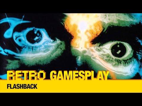 Retro GamesPlay: Flashback (видео)