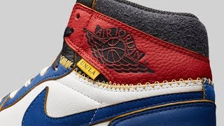 Air JORDAN 1 x UNION LA Release Info, TYLER The CREATOR x CONVERSE and more Sneakers on Heat Check